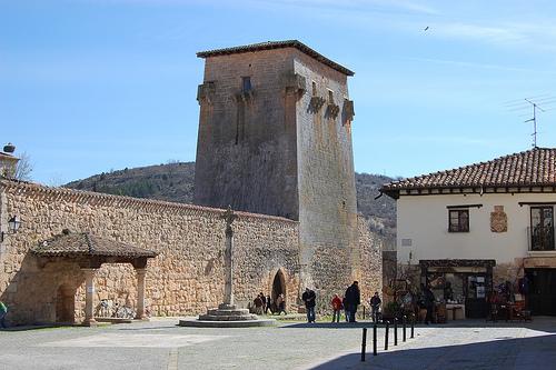 Covarrubias y sus fiestas en Burgos