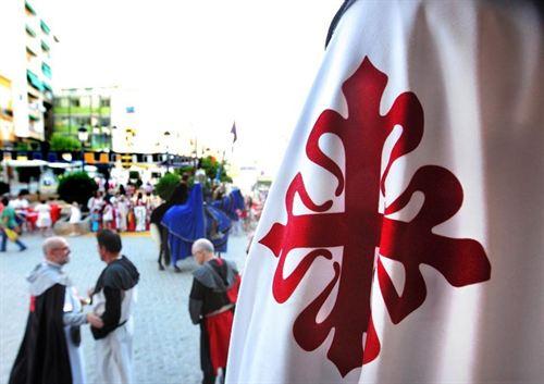 Fiestas Calatravas de Alcaudete en Jaén