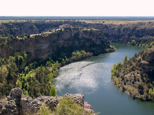 Hoces del río Duratón. Sepúlveda (Segovia)