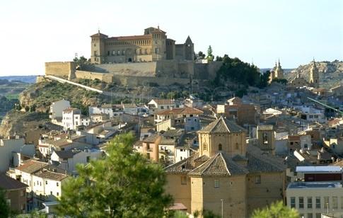 Hotel Parador de Alcañiz. Alcañiz (Teruel)