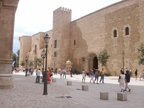 Alcúdia y la ciudad romana de Pollentia en Mallorca