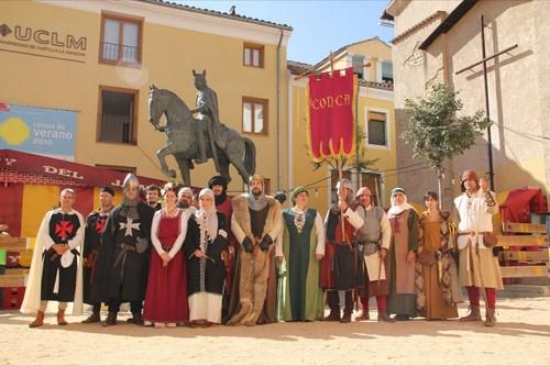 Fiesta de la Alvarada de Cañete en Cuenca