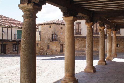 Atienza, vestigio del medievo castellano