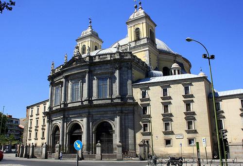 Basílica de San Francisco el Grande en Madrid
