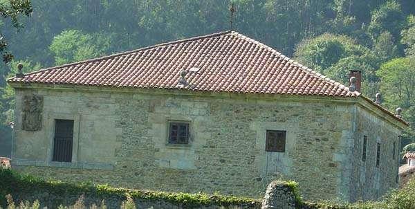Casa Solariega Díaz de Villegas