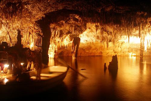 Cuevas del Dragón en Mallorca