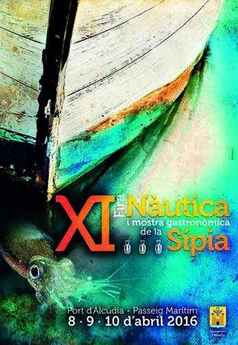 Feria Náutica y Muestra Gastronómica Alcudia 2016