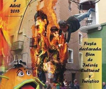 La Fiesta de la Quema de los Judas en Alfaro