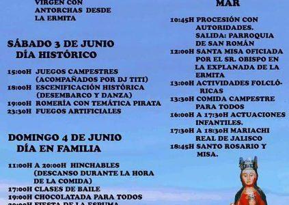 Fiesta de la Virgen del Mar en Santander