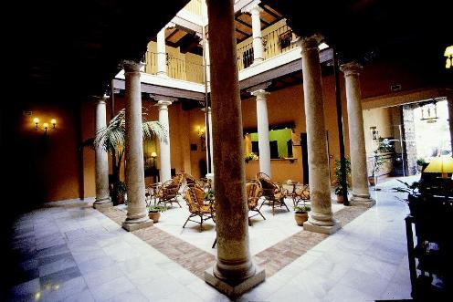 Hotel Maria de Molina. Ubeda (Jaen)