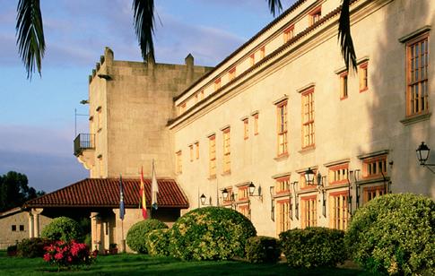 Hotel Parador de San Telmo. Tui (Pontevedra)