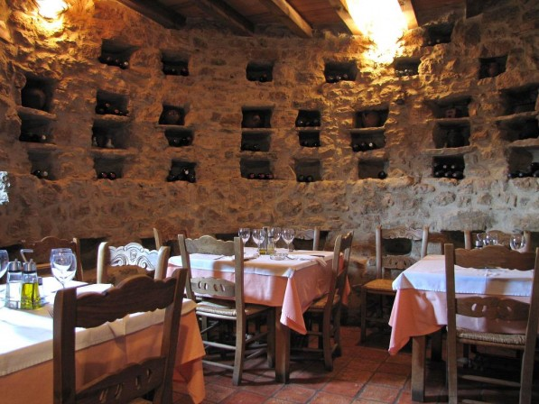 Restaurante El Palomar. Calatañazor (Soria)