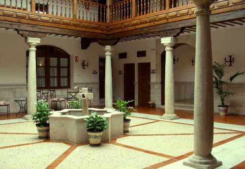 Hotel Casa Palacio Mudela. Santa Cruz de Mudela (Ciudad Real)