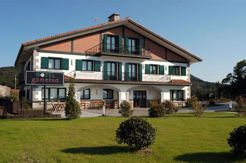 Hotel Gametxo. Mundaka (Vizcaya)