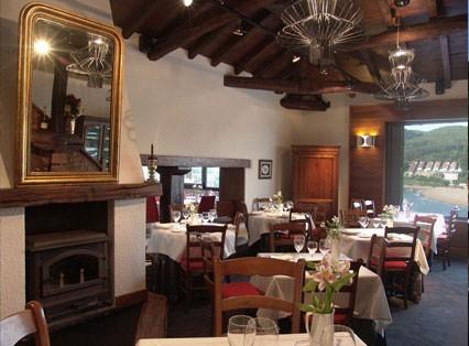 Restaurante Portuondo. Mundaka (Vizcaya)