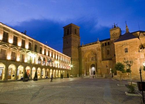 Villanueva de los Infantes. En un lugar de la Mancha…