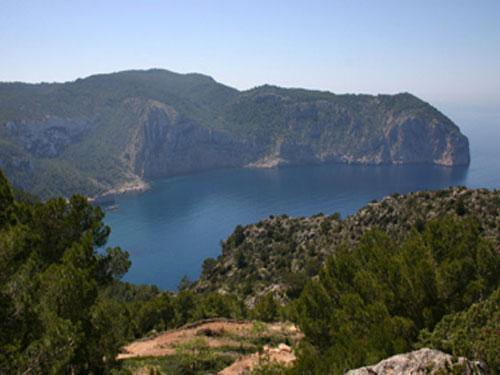 Ruta por la costa oeste de Ibiza
