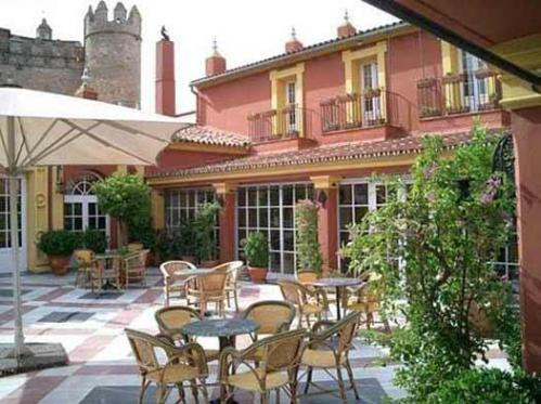 Hotel Huerta Honda. Zafra (Badajoz)