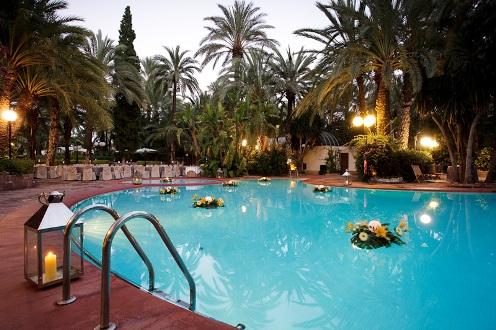 Hotel Huerto del Cura. Elche (Alicante)