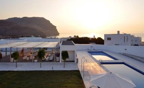 Hotel Spa Cala Grande. Las Negras (Almería)