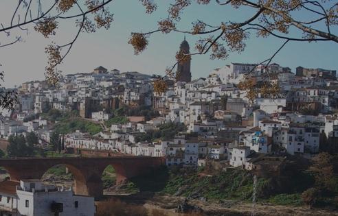 Montoro, lienzo sobre el Guadalquivir