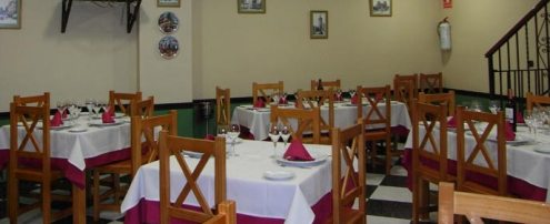 Restaurante Belsay. Montoro (Córdoba)