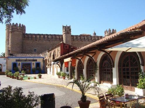 Restaurante Josefina. Zafra (Badajoz)