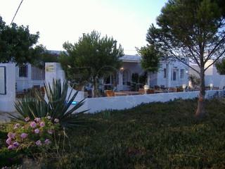 Restaurante La Chumbera. Agua Amarga (Almería)