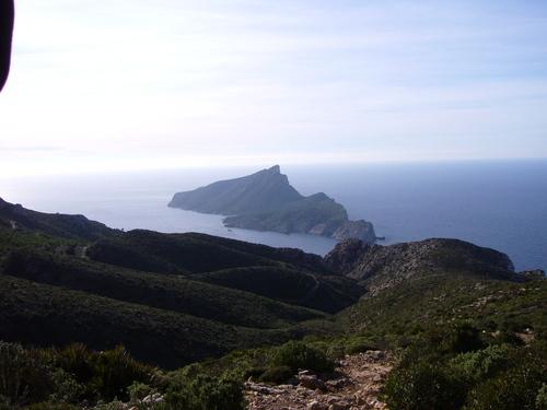 El Parque Natural de Sa Dragonera en Mallorca