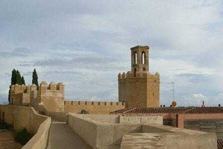 La Torre de Espantaperros en Badajoz
