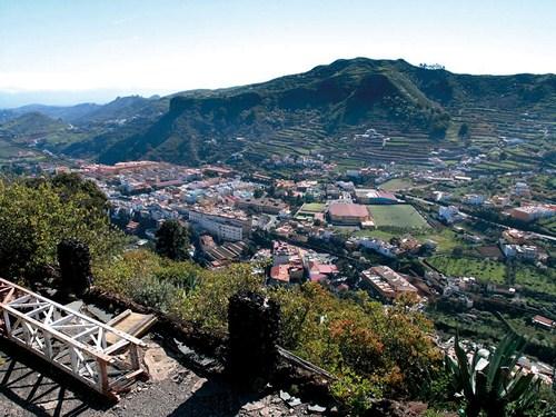 La Vega de San Mateo, corazón verde de Gran Canaria