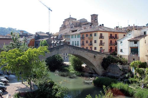 Estella, capital del románico en Navarra