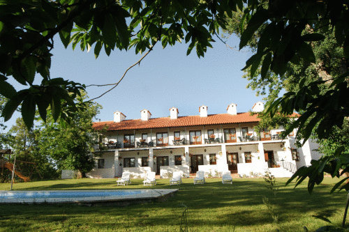 Hotel Finca La Media Legua. Fuenteheridos (Huelva)