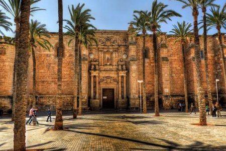 La Catedral de la Encarnación, en Almería