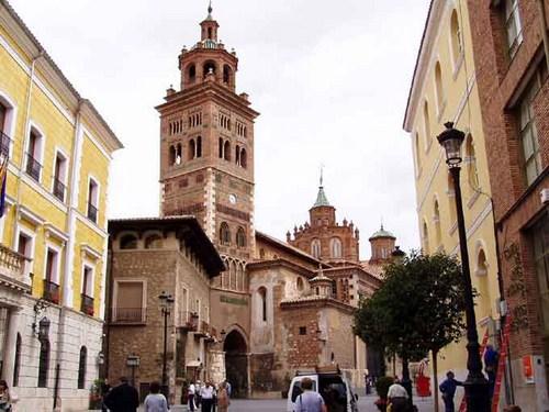 Visita la Catedral de Teruel