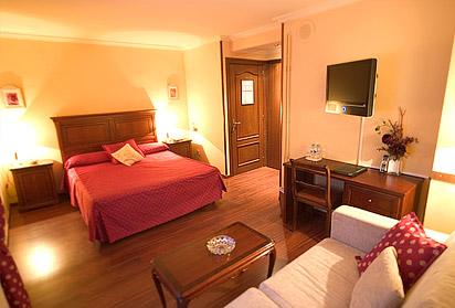 Hotel Edelweiss. Camprodón (Girona)