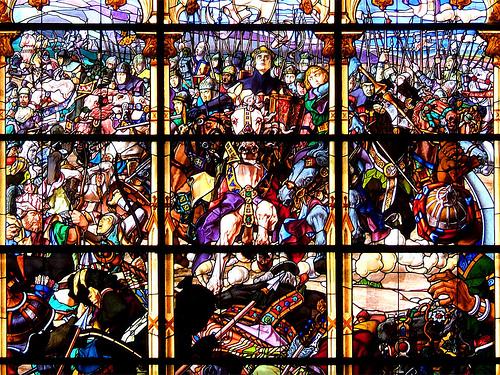 La Batalla de las Navas de Tolosa en 1212