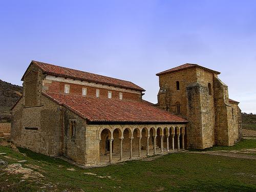 El Monasterio de San Miguel de la Escalada, León