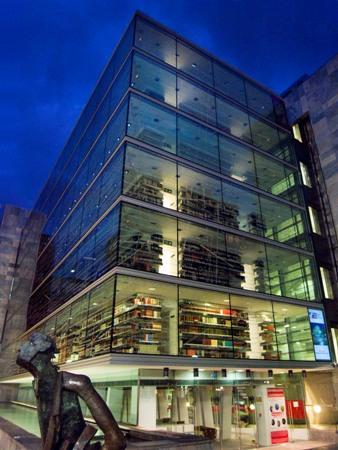 Biblioteca de la Diputacion