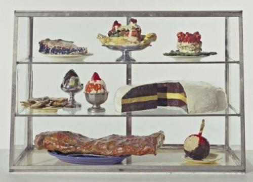 Exposición Claes Oldenburg