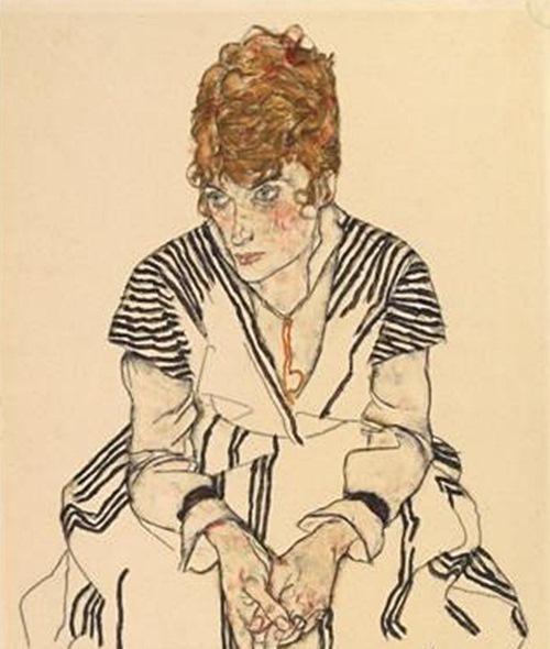 Exposición Egon Schiele(1)