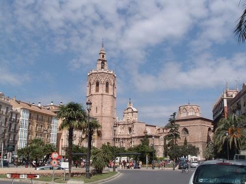 La Torre del Micalet en Valencia