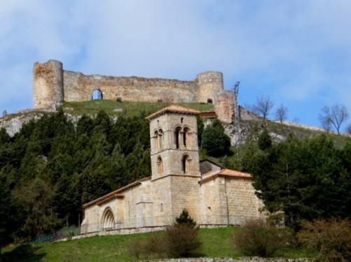 Aguilar de Campoo, puerta al románico palentino