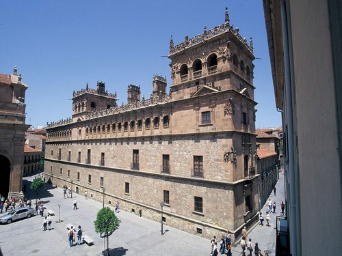 El Palacio de Monterrey en Salamanca