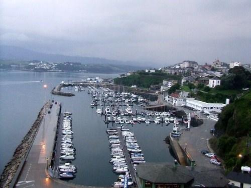 Ribadeo, de la mano de Asturias y Galicia