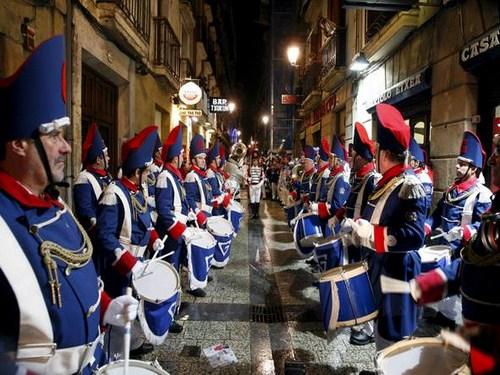 La Tamborrada de San Sebastián, para comenzar el año con ritmo