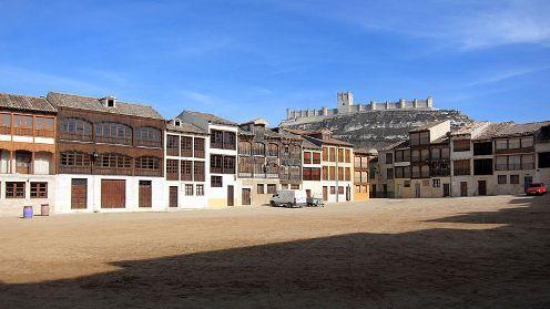 Peñafiel, plenitud del Ribera del Duero