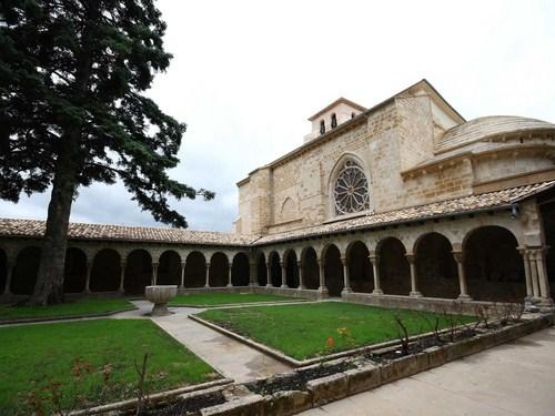 Iglesias románicas en Estella, Navarra