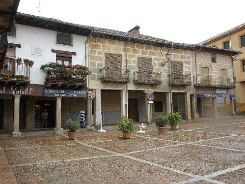 Riaza plaza mayor