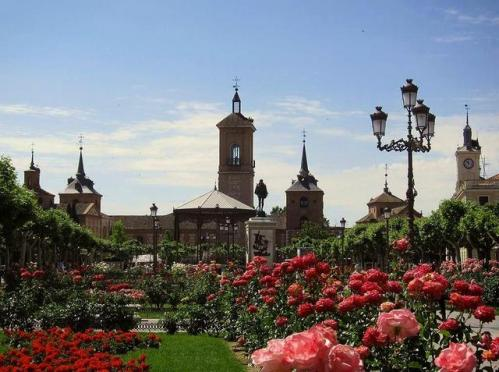 Alcalá de Henares, grandeza cultural y artística